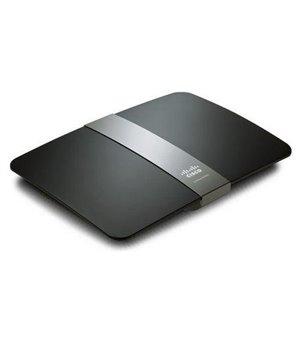 Wireless Router Linksys E4200-EZ 300 + 450 MBPS USB