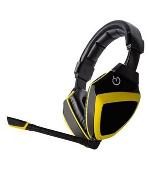 Gaming Headset mit Mikrofon Hiditec XHanto PC-PS4 GHE010000