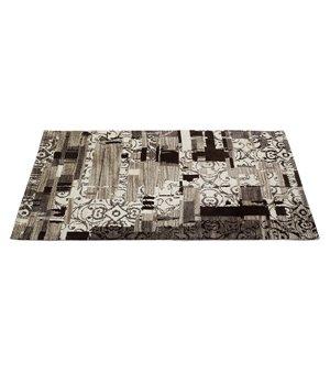 Teppich (150 x 80 x 3 cm) Grau - Sweet Home Kollektion