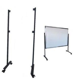 Interactive Whiteboard Stand iggual IGG314364 Hjul