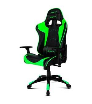 Gaming-Stuhl DRIFT DR300BG 90-160º Schaum Schwarz grün