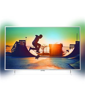 "Smart TV Philips 223926 32"" Full HD LED WiFi Silberfarben"