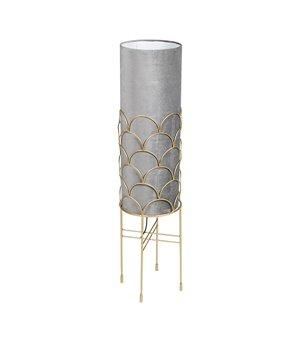 Stehlampe (25 x 105 x 25 cm) Eisen