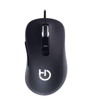 Gaming Maus Hiditec FTRRCA0511 GMO010003 3500 dpi Schwarz