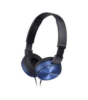 Diadem-Kopfhörer Sony MDRZX310APA 98 dB Blau