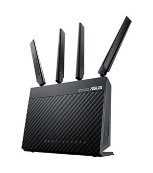 Wireless Router Asus NROINA0208 2.4 GHz 5 GHz 4G LTE