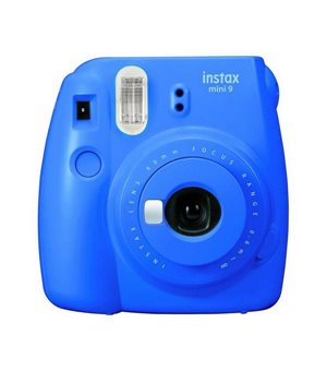 Instant Photo Appliances Fujifilm Instax Mini 9 Elektrisch blau