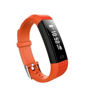 "Activity-Armband BRIGMTON BSPORT B1 0,87"" OLED Bluetooth 4.0 IP67 Orange"