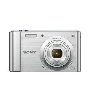 Kompaktkamera Sony DSCW800S Silber