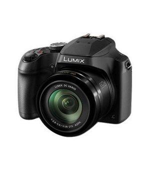 Kompaktkamera Panasonic DC-FZ82EG-K WIFI Schwarz