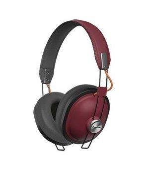Bluetooth-Kopfhörer Panasonic RP-HTX80BE-R Rot