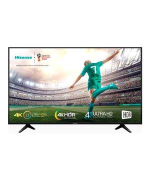"Smart TV Hisense 55A6100 55"" 4K Ultra HD DLED WIFI Schwarz"