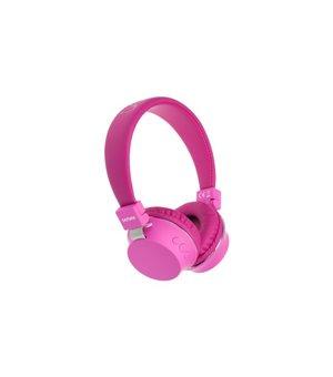 Bluetooth-Kopfhörer Denver Electronics BTH-205 Rosa