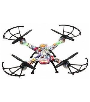Dron Denver Electronics DCH-460 0,3 MP 2.4 GHz 650 mAh Bunt