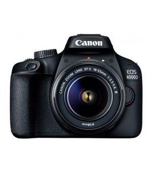 Digitale SLR Kamera Canon EOS 4000D WIFI Schwarz