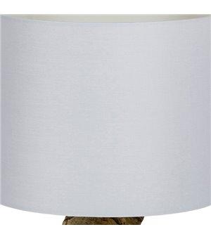 Tischlampe Akazienholz (24...