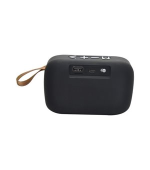 Bluetooth-Lautsprecher CoolBox COOLJAZZ 3W 400 mAh Schwarz