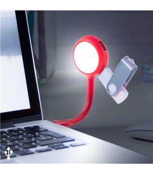LED-Lampe mit USB-Anschlüssen 144858