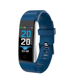 "Activity-Armband Denver Electronics BFH-16 0.96"" Blau"