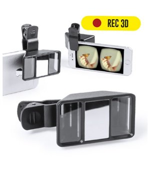 3D-Objektiv für Smartphone-Kamera 145633