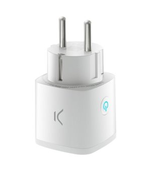 Intelligenter Stecker Smart Energy Mini WIFI 250V Weiß