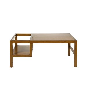 Tisch mit Kindersitz Mindiholz Playwood (120 X 60 x 50 cm)