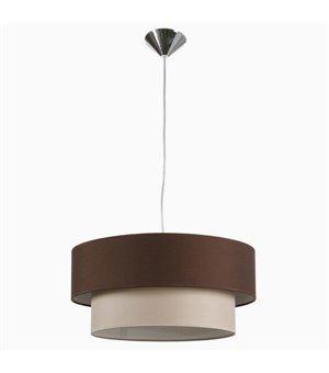 Deckenlampe Baumwolle und polyester (40 X 20 cm)