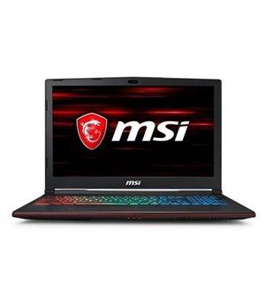 "Gaming-Laptop MSI GP63-684XES 15,6"" i7-8750H 16 GB RAM 1 TB SSD Schwarz"
