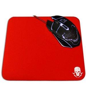 Gaming Mauspad Skullkiller GMPR Rot