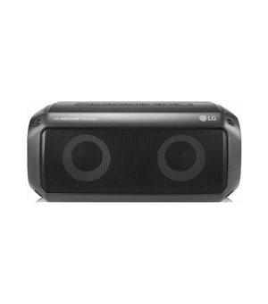 2.0 Bluetooth-Lautsprecher LG PK3 16W Meridian Sound Multi-Bluetooth Schwarz