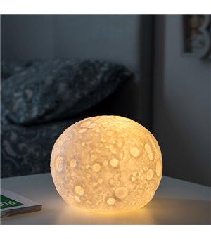 Mond LED Lampe