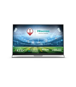 "Smart TV Hisense H65U9A 65"" 4K Ultra HD LED WIFI Silber"