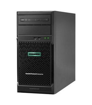 Serverturm HPE ProLiant ML30 Gen10 Xeon E-2124 8 GB RAM LAN Schwarz
