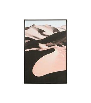 Ölgemälde Sahara Mdf