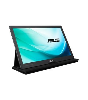 "Monitor Asus MB169C+ 15,6"" Full HD USB 3.0 Schwarz"
