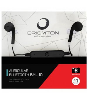 Bluetooth Kopfhörer mit Mikrofon BRIGMTON BML-10