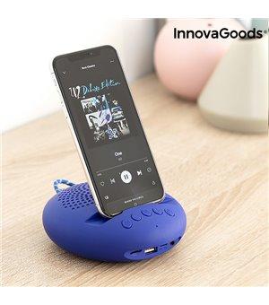 Funklautsprecher mit Halterung für Geräte Sonodock InnovaGoods