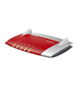 Wireless Router Fritz! Box7430 2,4 GHz 450 Mbps Weiß Rot
