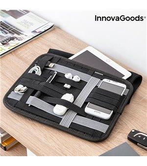 InnovaGoods Flexi Case Tablethülle mit Zubehörfach