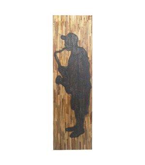 Bild Sax (183 x 3 x 50 cm)