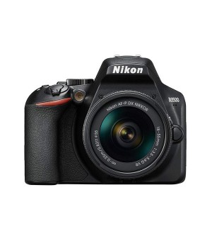 Digitale SLR Kamera Nikon D3500 24,2 MP Full HD SD Bluetooth Schwarz
