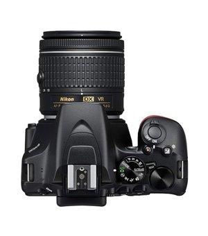 Digitale SLR Kamera Nikon D3500 24,2 MP Full HD SD Bluetooth Schwarz
