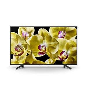 """Smart TV Sony KD43XG8096 43"""" 4K Ultra HD WIFI HDR Schwarz Silberfarben"""