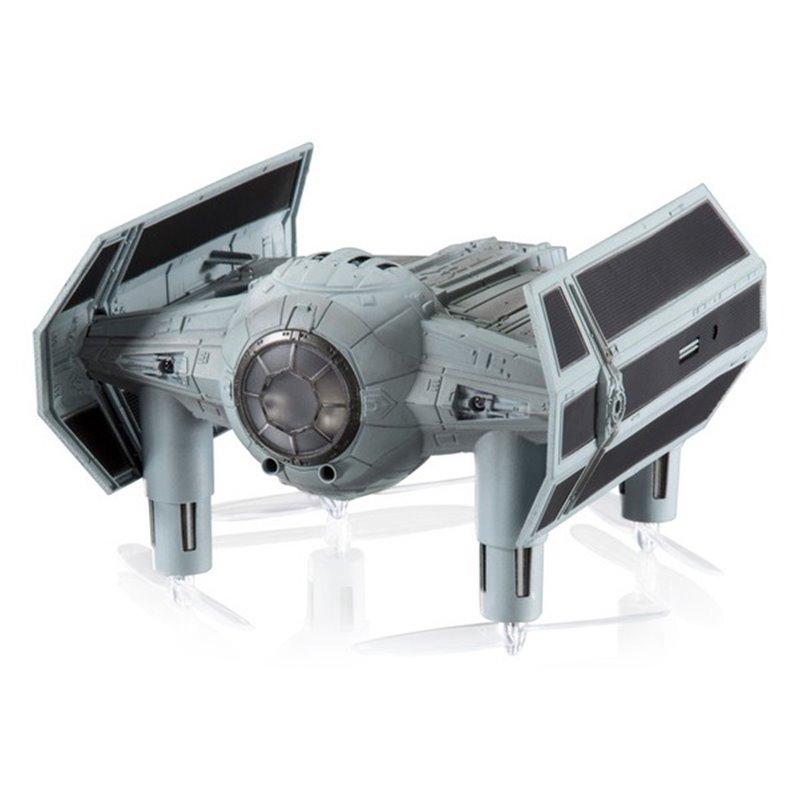 Ferngesteuerte Drohne Propel Star Wars Tie Fighter Standard Box 35 mph 2.4 GHz Grau