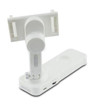 Bildstabilisator fürs Smartphone Steady Rec 1000 mAh Weiß