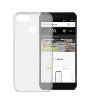 Handyhülle Xiaomi Mi A1 Flex TPU Durchsichtig