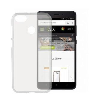 Handyhülle Xiaomi Redmi 4x Flex TPU Durchsichtig