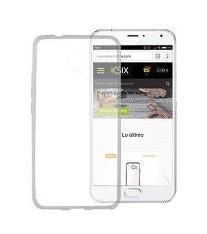 Handyhülle Meizu M5s Flex TPU Durchsichtig