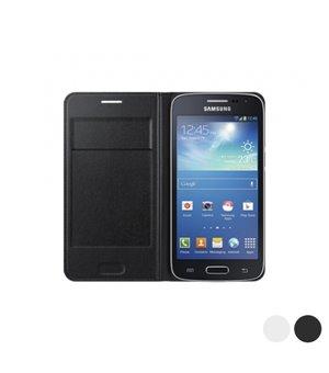 Flip Wallet für Galaxy Core LTE G386F Samsung