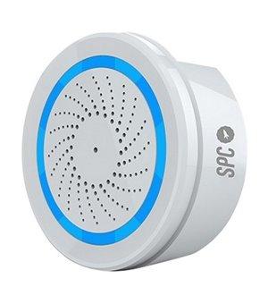 Drahtloser Alarm SPC Sonus 6314B WIFI 2.4 GHz USB Weiß